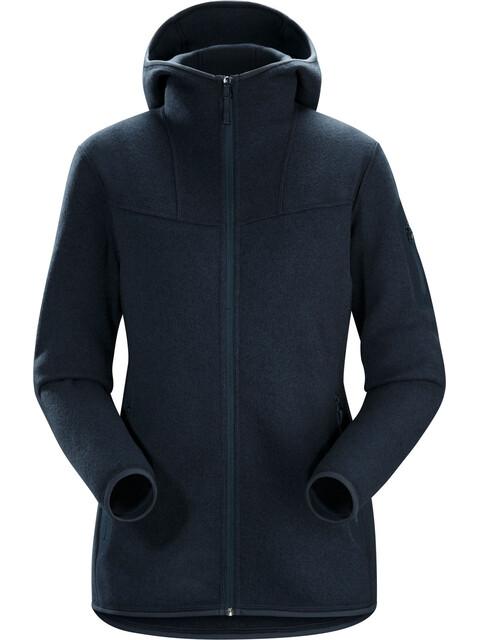 Arc'teryx W's Covert Hoody Black Sapphire